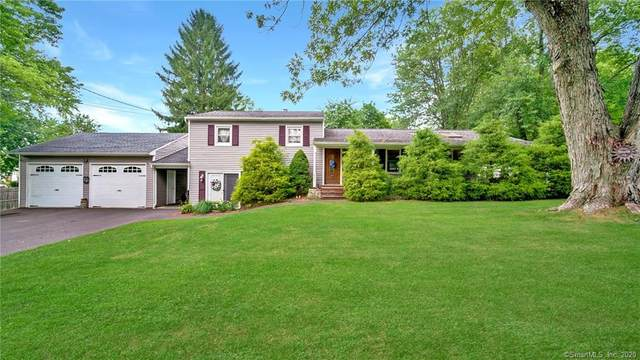 821 Main Street, Meriden, CT 06451 (MLS #170335951) :: The Higgins Group - The CT Home Finder
