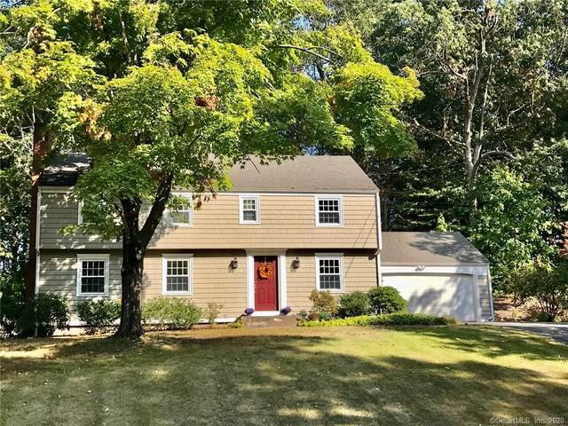 157 Carriage Drive, Glastonbury, CT 06033 (MLS #170336022) :: Team Phoenix