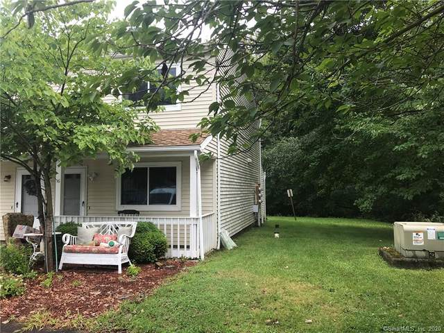 63 Coleman Street #16, East Haven, CT 06512 (MLS #170336036) :: The Higgins Group - The CT Home Finder
