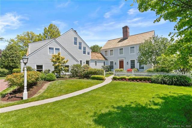 130 Dolphin Cove Quay, Stamford, CT 06902 (MLS #170336079) :: Around Town Real Estate Team