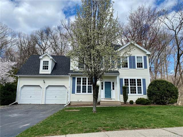 79 Dundee Drive, Cheshire, CT 06410 (MLS #170336141) :: The Higgins Group - The CT Home Finder