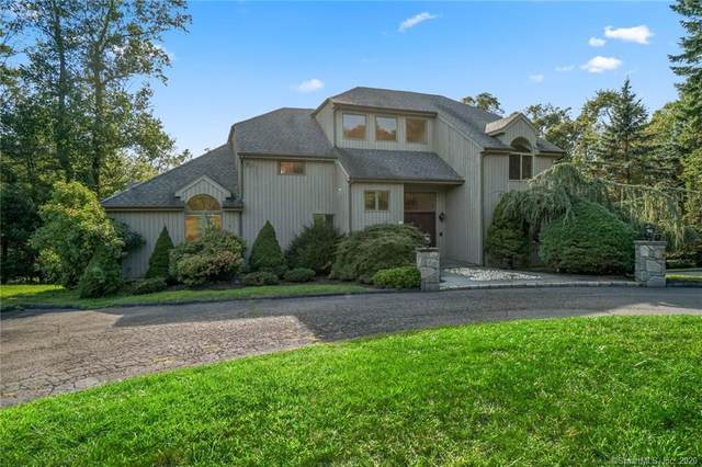 42 Farview Farm Road, Redding, CT 06896 (MLS #170336203) :: The Higgins Group - The CT Home Finder
