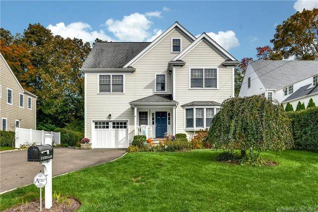 21 Patricia Lane, Darien, CT 06820 (MLS #170336212) :: Hergenrother Realty Group Connecticut