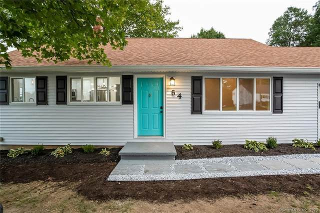 64 Cornflower Drive, Milford, CT 06460 (MLS #170336218) :: The Higgins Group - The CT Home Finder
