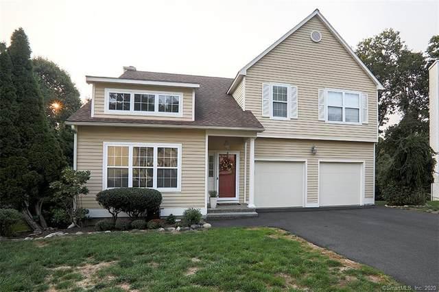 19 Linden Heights #19, Norwalk, CT 06851 (MLS #170336334) :: Sunset Creek Realty