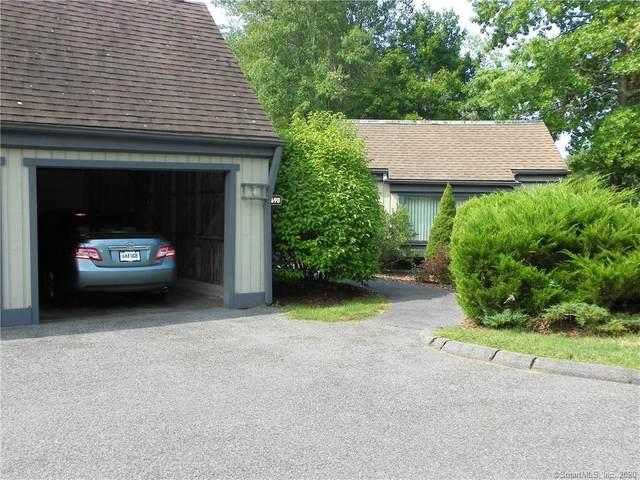 869 Heritage Village B, Southbury, CT 06488 (MLS #170336397) :: Sunset Creek Realty