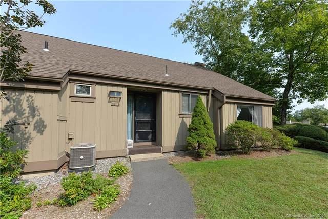537 Heritage Village B, Southbury, CT 06488 (MLS #170336418) :: Sunset Creek Realty