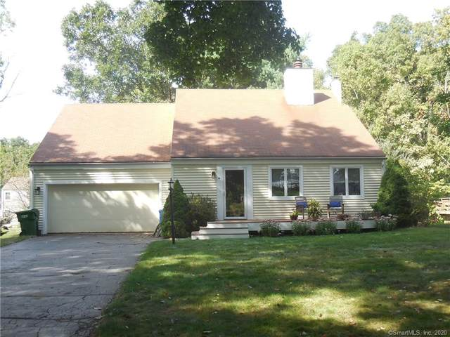 43 Towhee Lane, Glastonbury, CT 06033 (MLS #170336430) :: The Higgins Group - The CT Home Finder