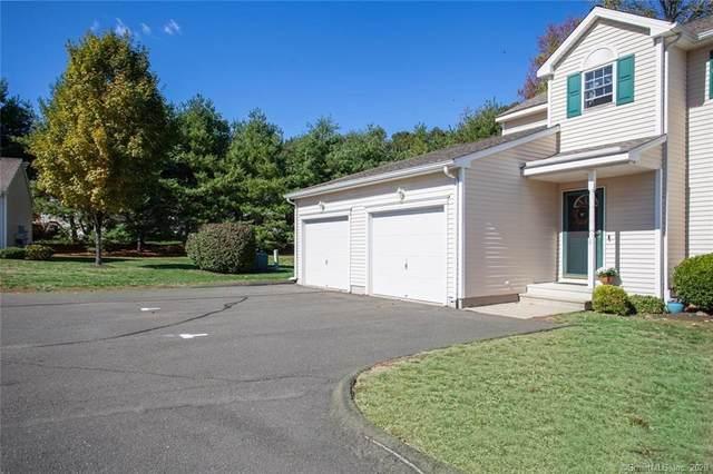127 Burritt Street #8, Southington, CT 06479 (MLS #170336457) :: Michael & Associates Premium Properties | MAPP TEAM