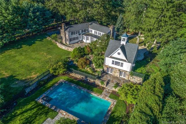 180 Round Hill Road, Greenwich, CT 06831 (MLS #170336498) :: The Higgins Group - The CT Home Finder