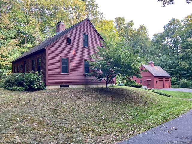 55 Shoddy Mill Road, Bolton, CT 06043 (MLS #170336502) :: Around Town Real Estate Team
