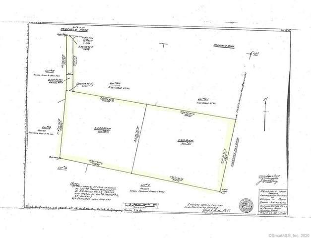 Lots B1-2 Chestnut Hill Road, Wilton, CT 06897 (MLS #170336512) :: Team Feola & Lanzante   Keller Williams Trumbull