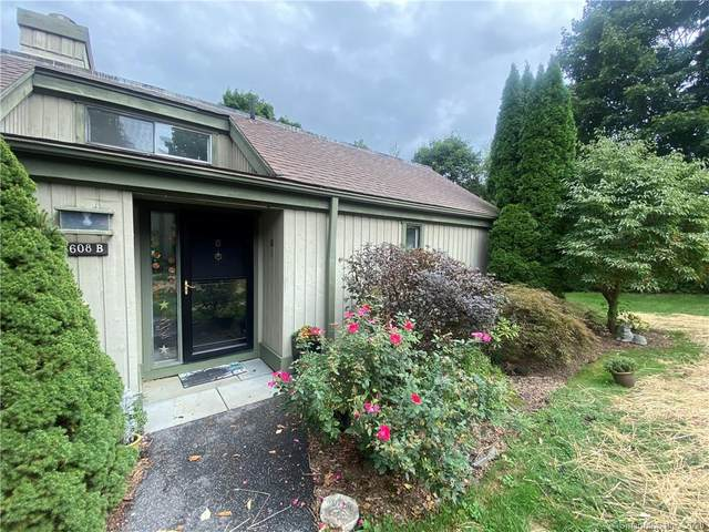 608 Heritage Village B, Southbury, CT 06488 (MLS #170336529) :: The Higgins Group - The CT Home Finder
