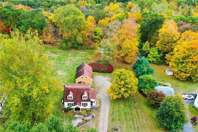 94 Old Farms Road, Avon, CT 06001 (MLS #170336561) :: The Higgins Group - The CT Home Finder