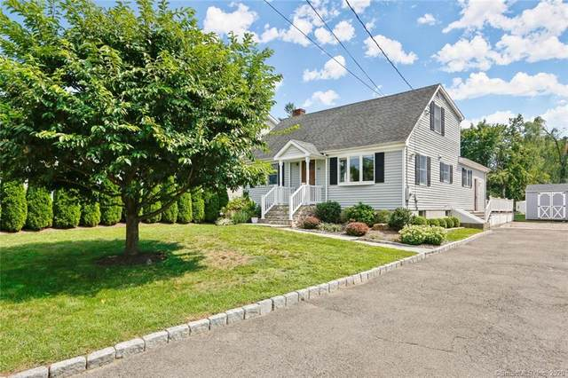 46 Mitchell Street, Stamford, CT 06902 (MLS #170336564) :: The Higgins Group - The CT Home Finder