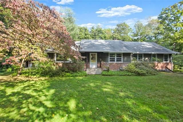 135 Sleepy Hollow Road, New Canaan, CT 06840 (MLS #170336654) :: Mark Boyland Real Estate Team