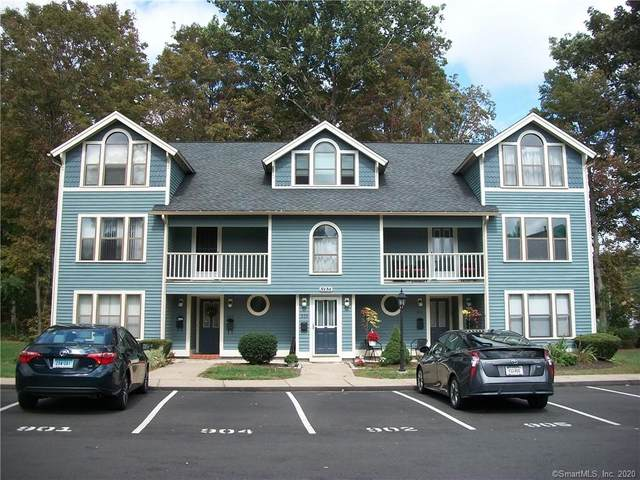 3208 Whitney Avenue #903, Hamden, CT 06518 (MLS #170336655) :: Team Feola & Lanzante | Keller Williams Trumbull