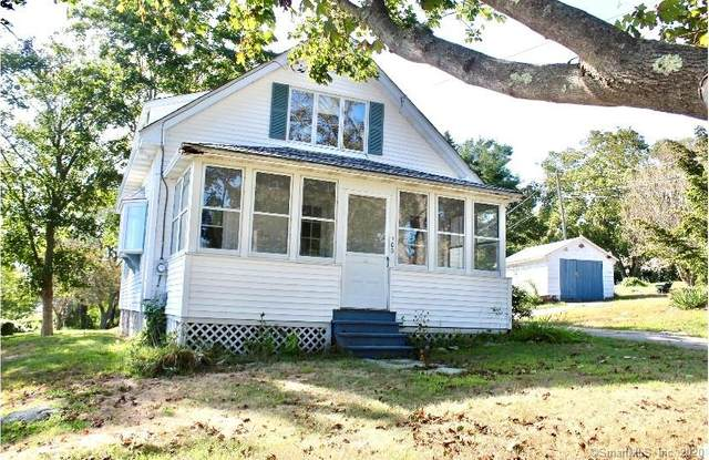 100 Elm Street S, Groton, CT 06340 (MLS #170336666) :: The Higgins Group - The CT Home Finder