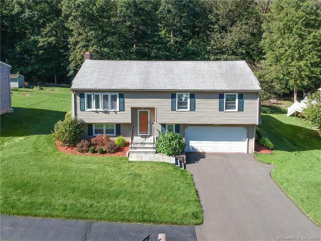 176 Knob Hill Road, Meriden, CT 06451 (MLS #170336769) :: The Higgins Group - The CT Home Finder