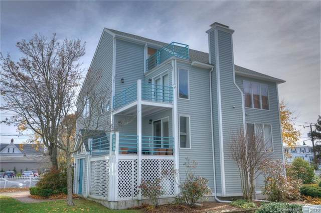5 Holmes Street D12, Stonington, CT 06355 (MLS #170336785) :: The Higgins Group - The CT Home Finder