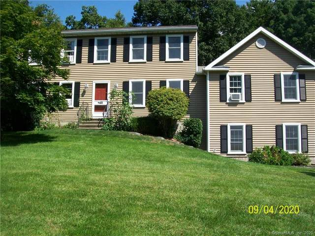 315 E. Village Road, Shelton, CT 06484 (MLS #170336826) :: The Higgins Group - The CT Home Finder