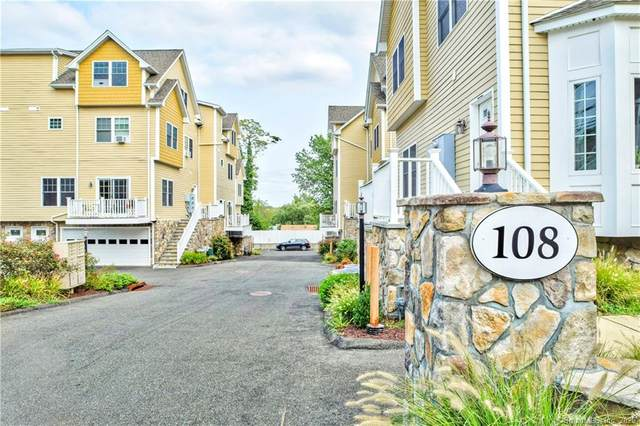 108 Seaside Avenue #8, Stamford, CT 06902 (MLS #170336838) :: The Higgins Group - The CT Home Finder