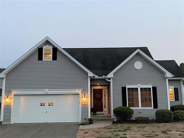 81 Brookview Place #81, Southington, CT 06479 (MLS #170336853) :: The Higgins Group - The CT Home Finder