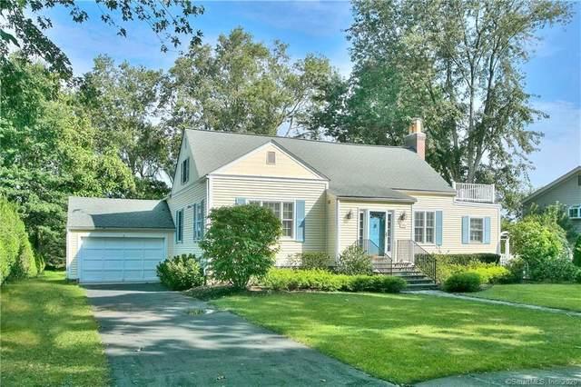 44 Davenport Drive, Stamford, CT 06902 (MLS #170336855) :: GEN Next Real Estate