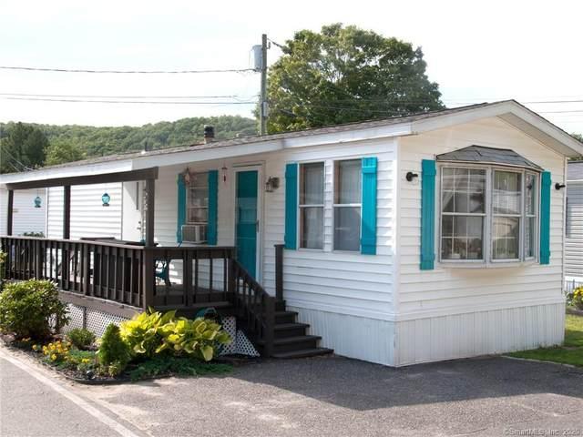 1070 Amity Road #23, Bethany, CT 06524 (MLS #170336952) :: Mark Boyland Real Estate Team