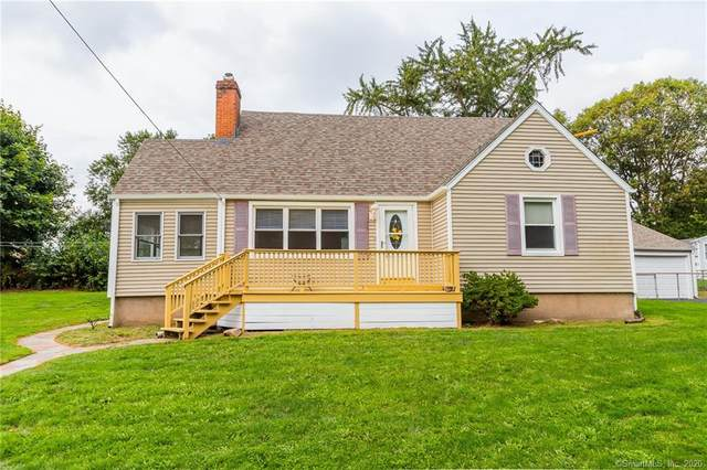 20 Saltonstall Place, East Haven, CT 06512 (MLS #170336971) :: Sunset Creek Realty