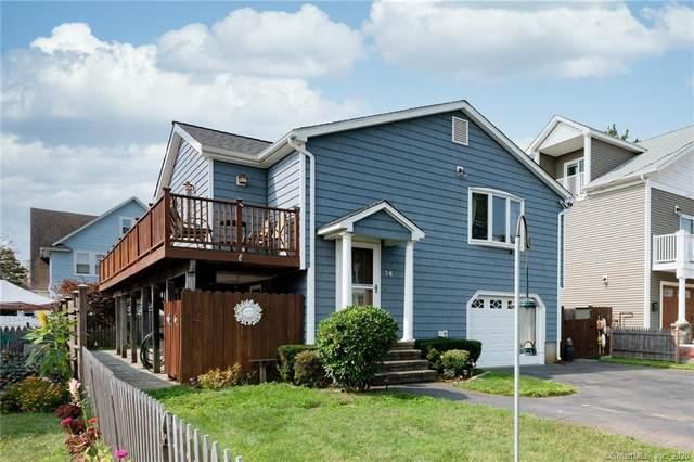 14 Grant Street, Milford, CT 06460 (MLS #170337033) :: Team Feola & Lanzante | Keller Williams Trumbull