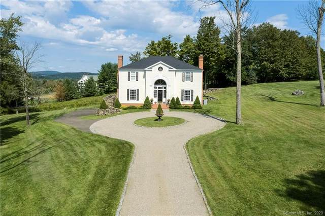 73 Hussars Camp Place, Ridgefield, CT 06877 (MLS #170337041) :: Michael & Associates Premium Properties | MAPP TEAM
