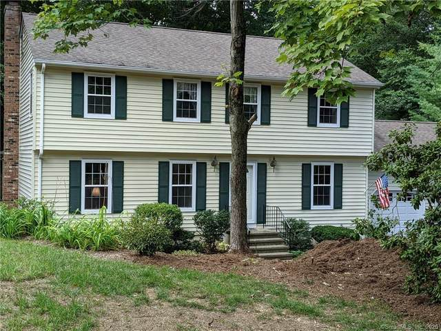 75 Northwoods Road, Granby, CT 06060 (MLS #170337137) :: Team Phoenix