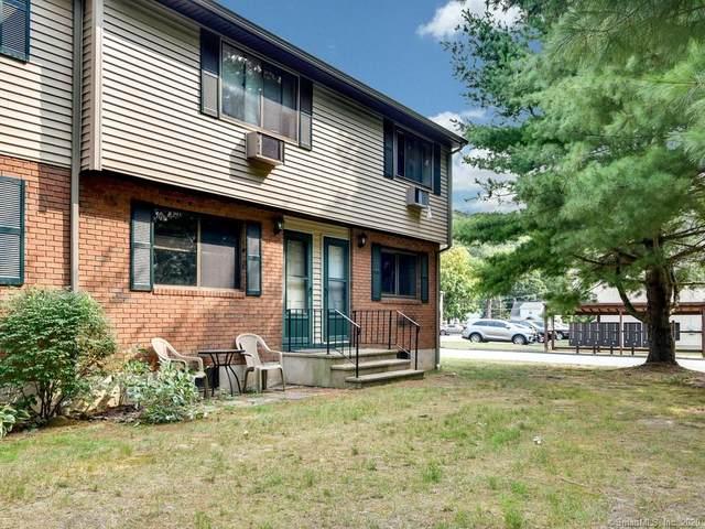 39 Horton Hill Road 3B, Naugatuck, CT 06770 (MLS #170337332) :: GEN Next Real Estate
