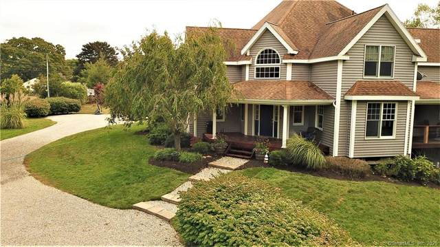 715 Al Harvey Road, Stonington, CT 06378 (MLS #170337339) :: The Higgins Group - The CT Home Finder