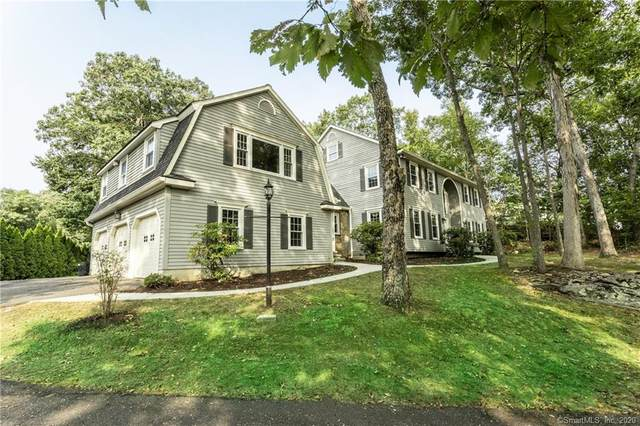 14 Copper Penny Lane, Shelton, CT 06484 (MLS #170337342) :: The Higgins Group - The CT Home Finder