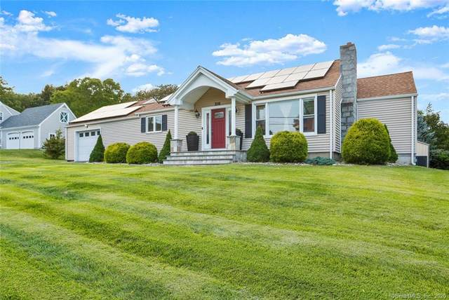 316 Soundview Avenue, Shelton, CT 06484 (MLS #170337353) :: The Higgins Group - The CT Home Finder