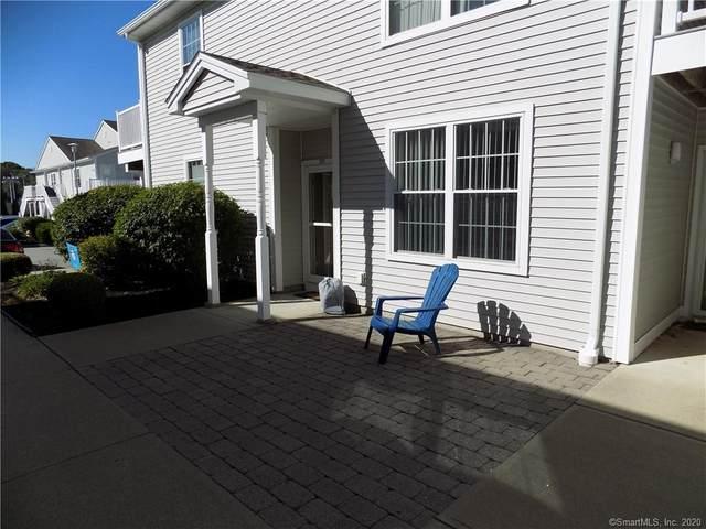 128 Meridian Street #207, Groton, CT 06340 (MLS #170337362) :: Sunset Creek Realty
