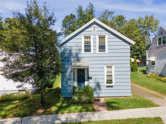 153 Central Avenue, Hamden, CT 06517 (MLS #170337401) :: Around Town Real Estate Team