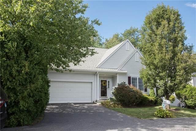 106 Logging Trail Road, Danbury, CT 06811 (MLS #170337425) :: Kendall Group Real Estate | Keller Williams