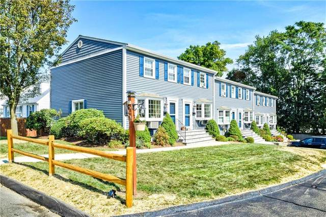 20 Fairview Avenue #5, Norwalk, CT 06850 (MLS #170337426) :: Team Feola & Lanzante | Keller Williams Trumbull