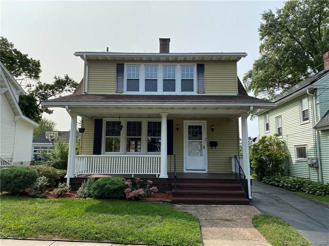 60 Harmon Street, Hamden, CT 06518 (MLS #170337437) :: Around Town Real Estate Team