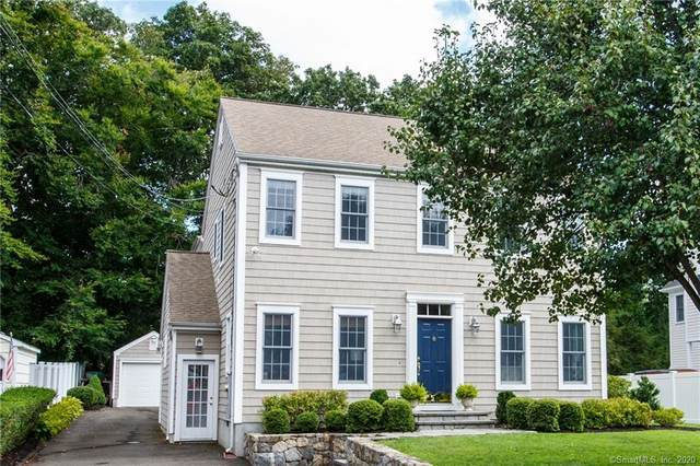 19 Patricia Lane, Darien, CT 06820 (MLS #170337445) :: Frank Schiavone with William Raveis Real Estate