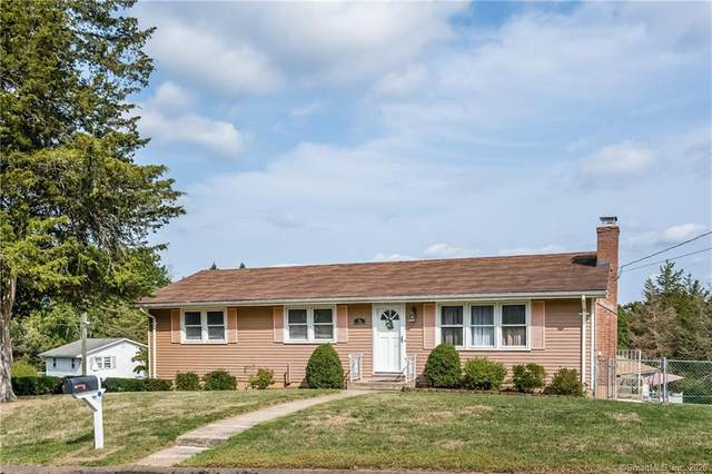 95 Farm Hill Road, Meriden, CT 06451 (MLS #170337515) :: Team Phoenix