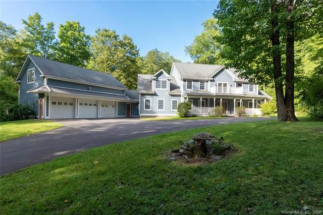 5 John Todd Way, Redding, CT 06896 (MLS #170337635) :: The Higgins Group - The CT Home Finder