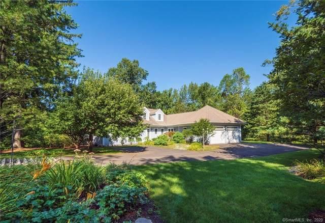 141 Nod Road, Ridgefield, CT 06877 (MLS #170337668) :: Sunset Creek Realty