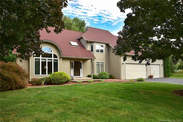 93 Ethan Drive, Windsor, CT 06095 (MLS #170337680) :: Kendall Group Real Estate | Keller Williams