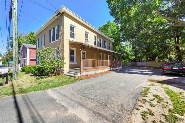 26 S Grand Street, Suffield, CT 06093 (MLS #170337688) :: The Higgins Group - The CT Home Finder