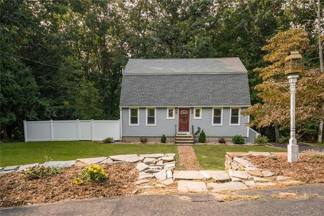 85 Cannon Drive, Hebron, CT 06231 (MLS #170337734) :: Anytime Realty