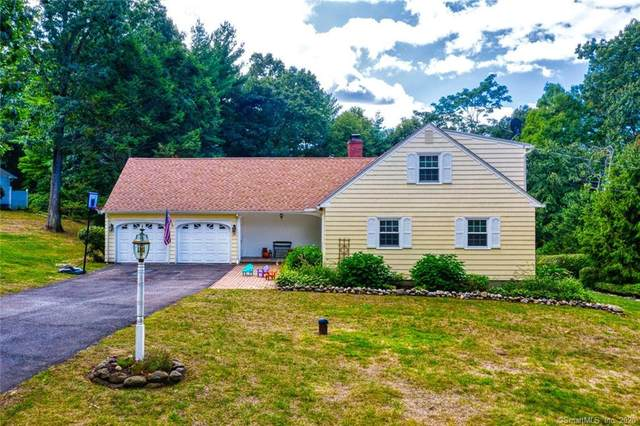 20 Beverly Drive, Somers, CT 06071 (MLS #170337746) :: NRG Real Estate Services, Inc.